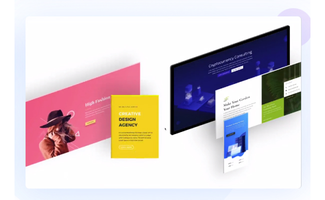 Elegant Themes Drag and Drop Page Builder
